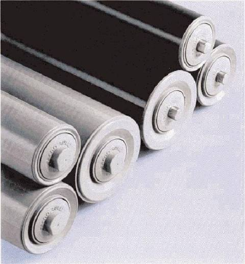 PVC, HDPE AND PVC-STEEL ROLLERS – TECNORULLI SRL